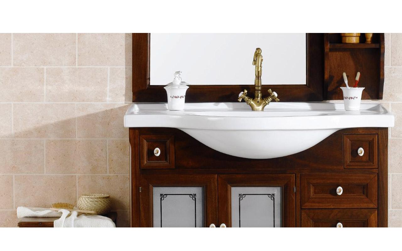 Mobili da bagno punto tre mobilia la tua casa - Mobili bagno classici prezzi ...