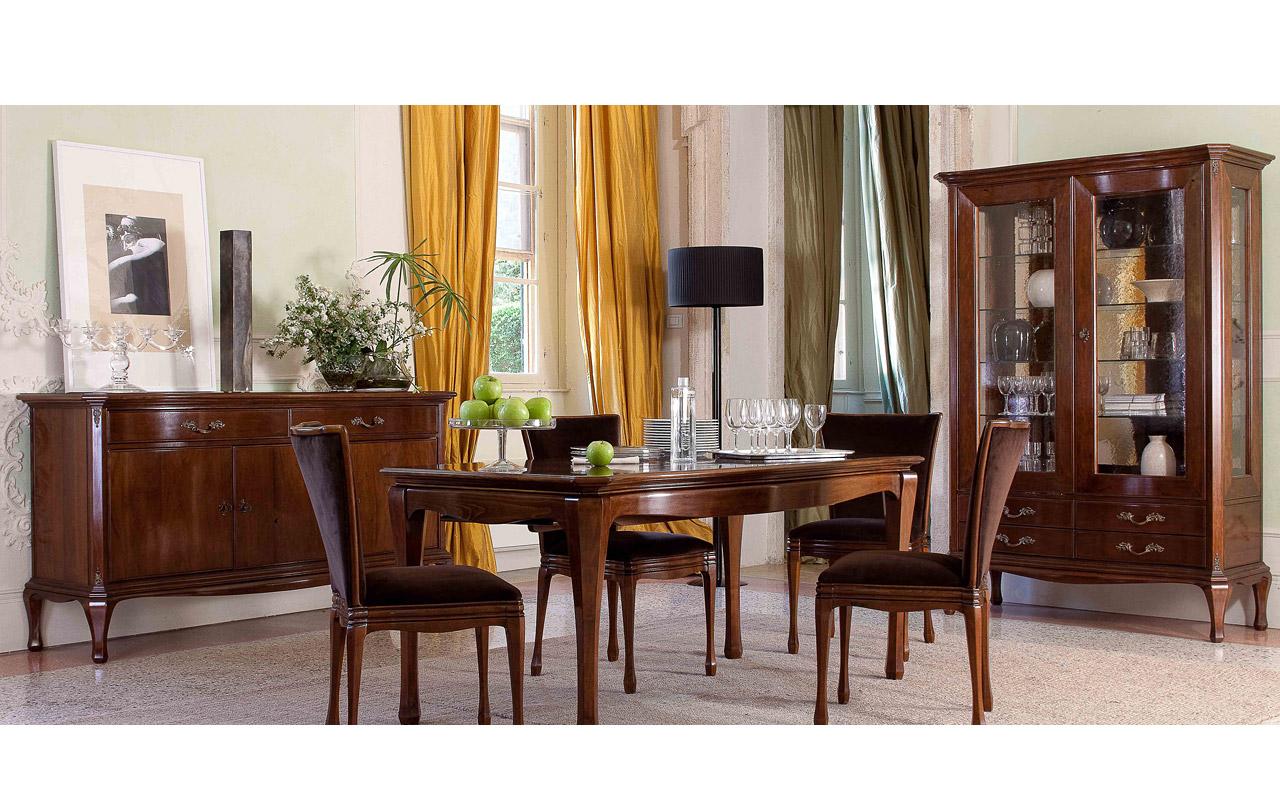 Da Soggiorno. Soggiorno Stile Barocco Mobili Da Soggiorno Le Fablier #A1702A 1280 800 Sala Da Pranzo Classica Le Fablier