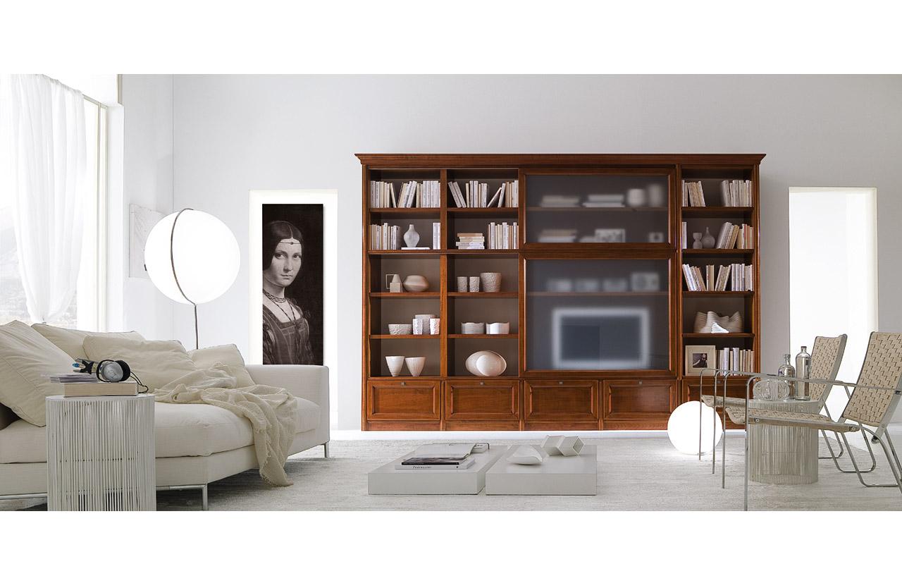 Come rinnovare un soggiorno classico idee per il design - Arredamento classico soggiorno ...