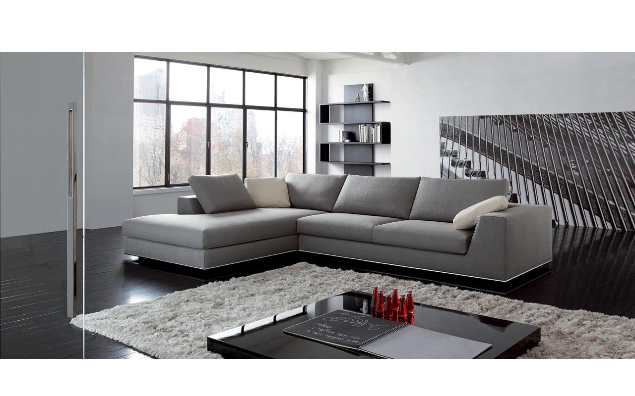 Salotti moderni piccoli for Piccoli mobili design