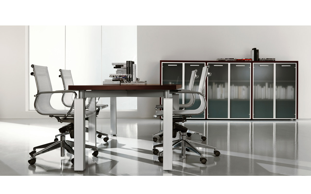 Arredo ufficio moderno officetime the perfect solution to - Mobili ufficio moderni ...